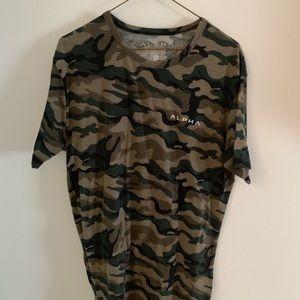 Alpha Clothing Co Athletic Gym Shirt